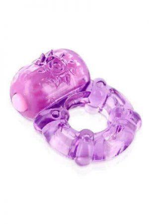 """טבעת רוטטת """"טובלה"""" לעינוג זוגי"""