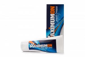 משחת MaximumOn