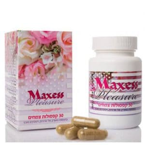 MAXXES-PLESURE-ויאגרה-לנשים
